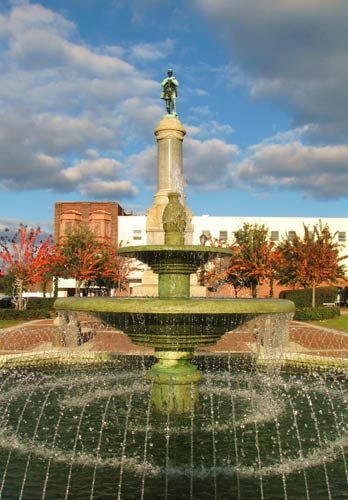 Orangeburg Fountain