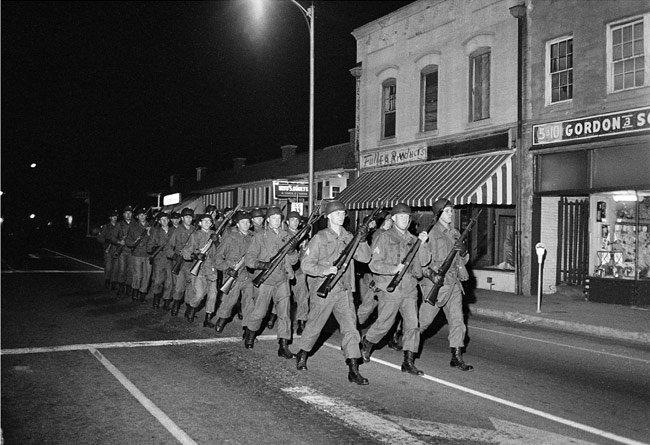 Orangeburg Massacre Troops
