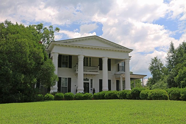 Orr House in Anderson, South Carolina