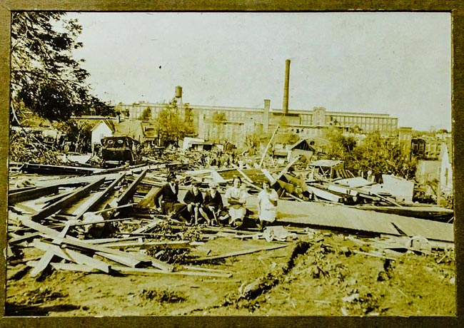 Orr-Lyons Mill Historical