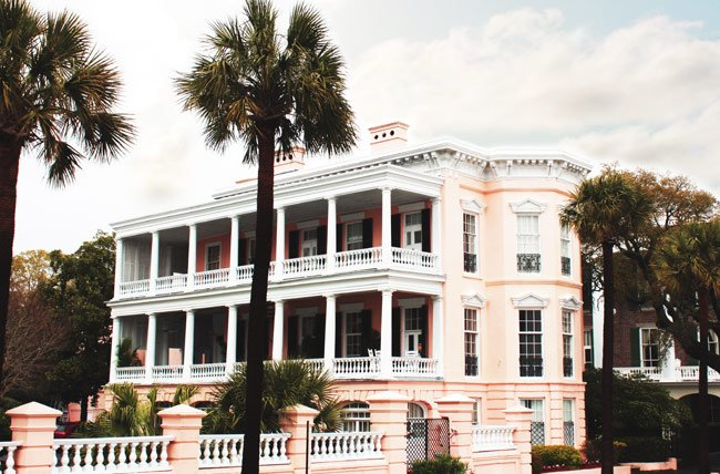 Palmer House Charleston