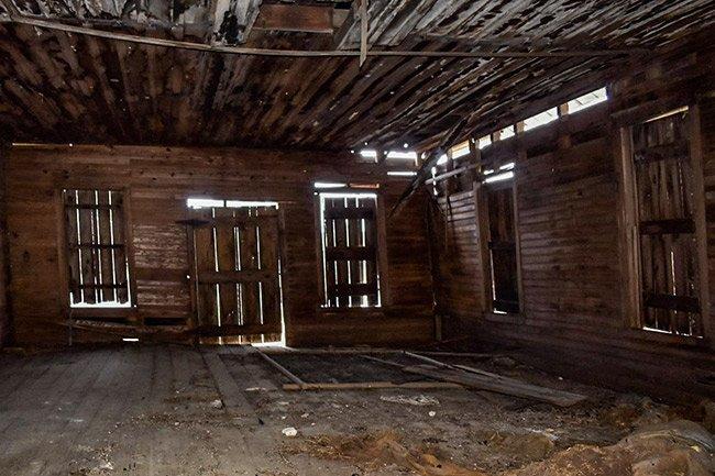 Palmer School Interior