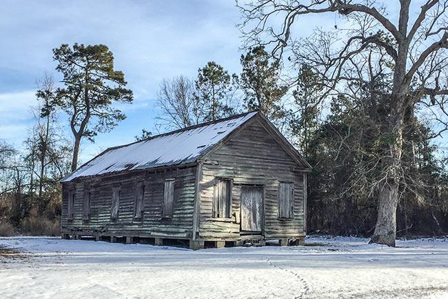 Palmer School Snow