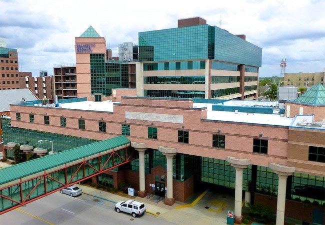 Palmetto Baptist Hospital - Columbia, South Carolina