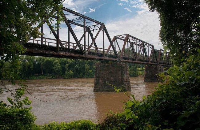 Palmetto Trail Bridge