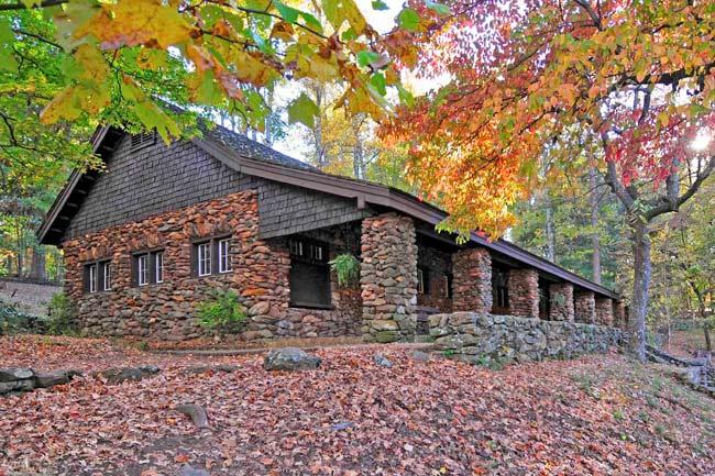 Paris Mountain State Park Greenville South Carolina
