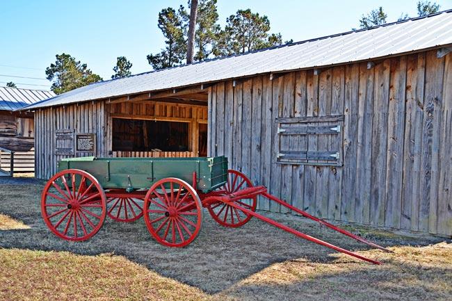 L.W. Paul Farm