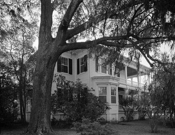 Paul Hamilton House Historic