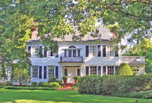 Paul Rogers House