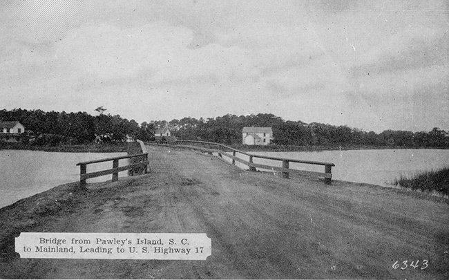Pawley's Island Bridge