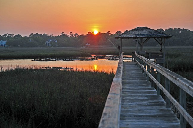 Pawleys Island Georgetown County South Carolina Sc