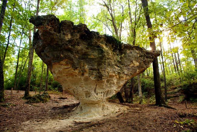 Peachtree Rock
