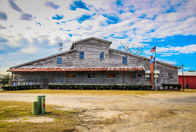 Peanut Warehouse Conway Horry County