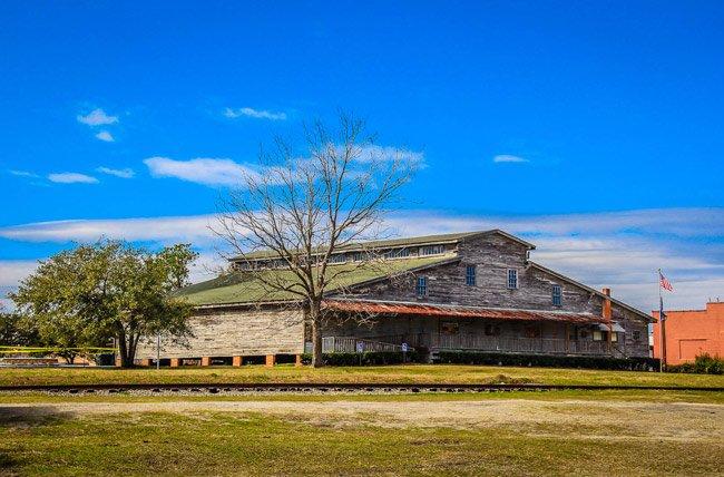 Peanut Warehouse Horry County