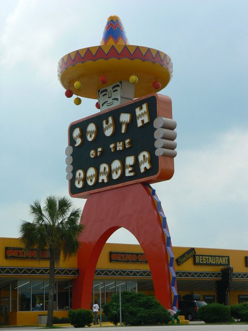 Pedro South of the Border