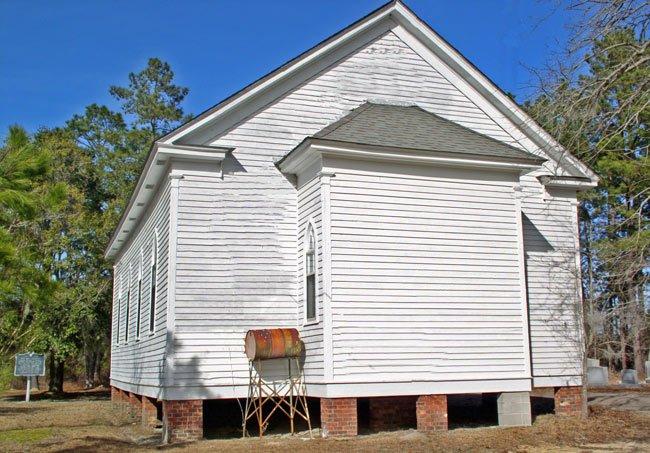 Pee Dee Presbyterian Rear