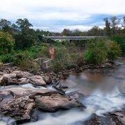 Pelham Mill Park Bridge