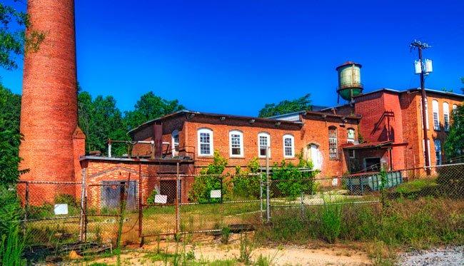 Pendelton Mill