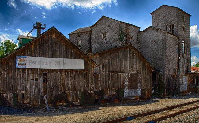Pendleton Oil Mill