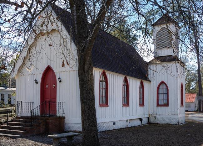 Pengelley Memorial Chapel