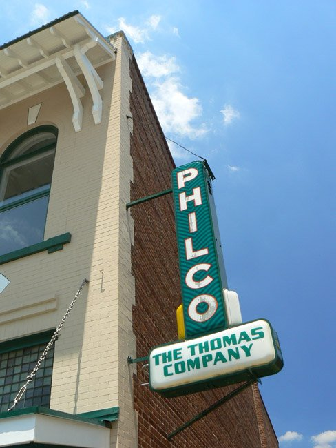 Philco Thomas Company