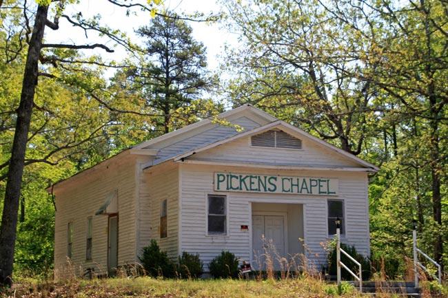 Pickens Chapel Easley