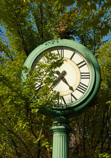 Pickens Town Clock