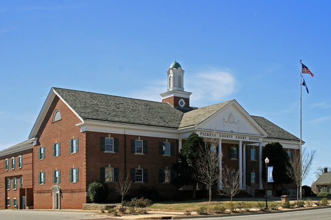 Pickens County Courthouse