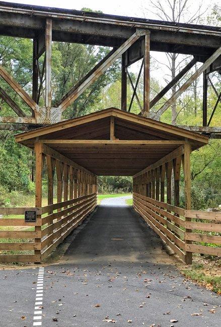 Piedmont Medical Center Trail
