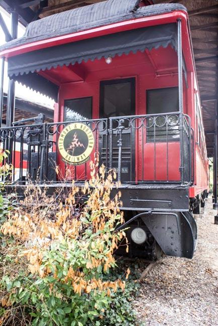 Greenwood Railroad Historical Center Greenwood South