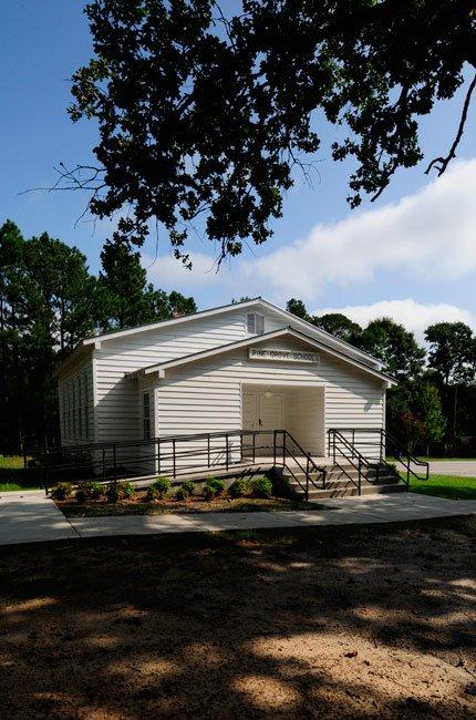 Pine Grove Rosenwald School