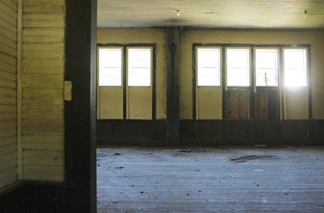 Pine Hill School Neeses South Carolina