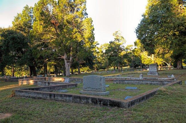 Pine Lawn Cemetery Aiken