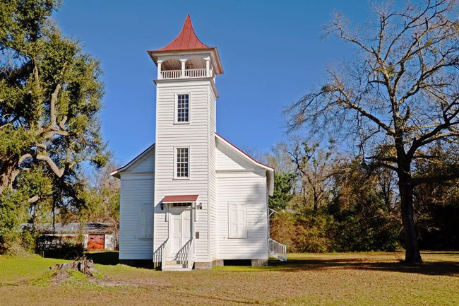 Pineville Chapel Berkeley