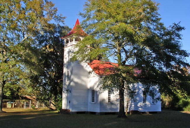 Pineville Chapel