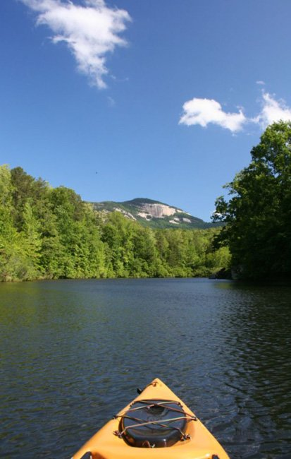 Pinnacle Lake Kayak