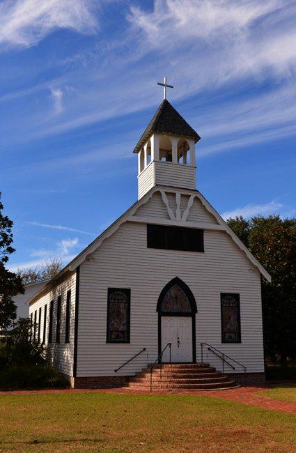 Pinopolis Methodist Church