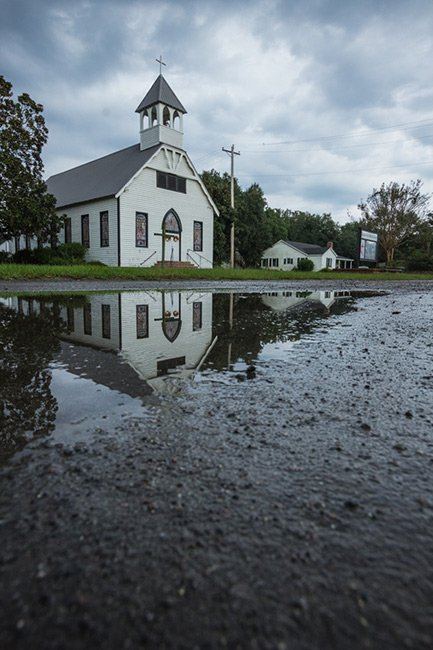 Pinopolis United Methodist Church Reflection