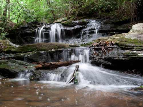 Pleasant Ridge Falls