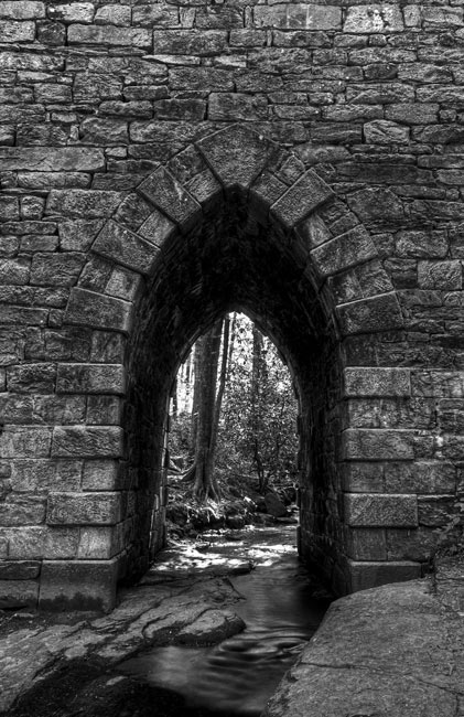 Poinsett Bridge Arch