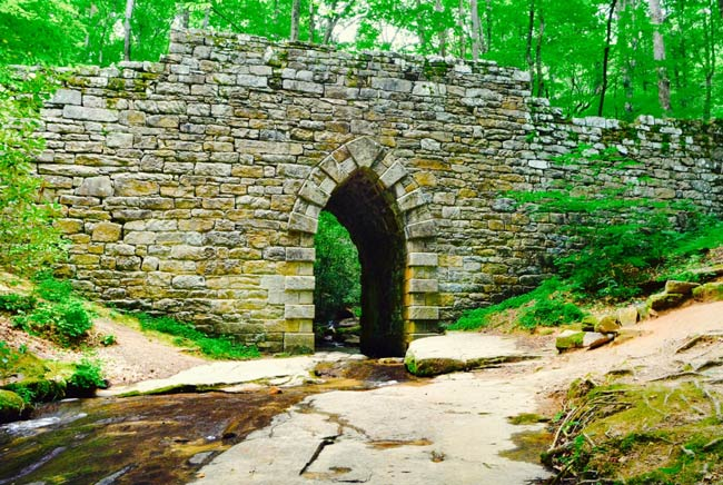 Poinsett Bridge Greenville County
