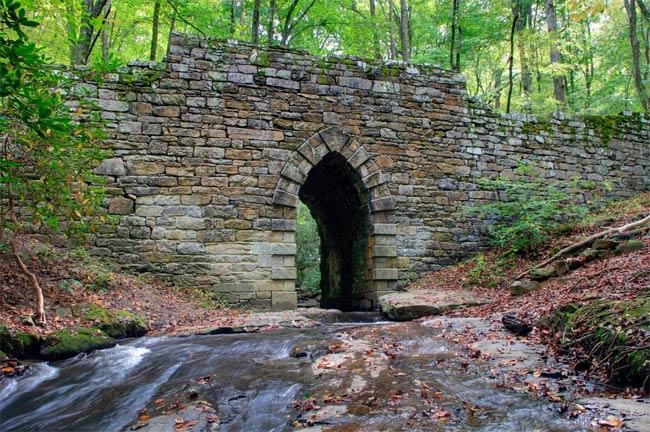 Poinsett Bridge Heritage Preserve