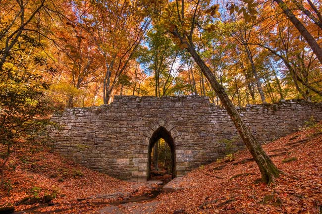 Poinsett Bridge SC