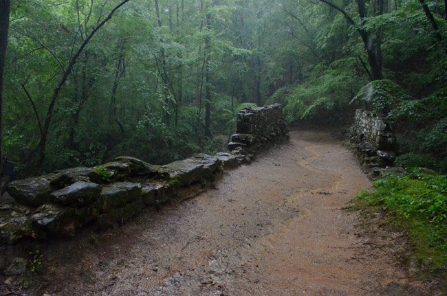 Poinsett Bridge Top