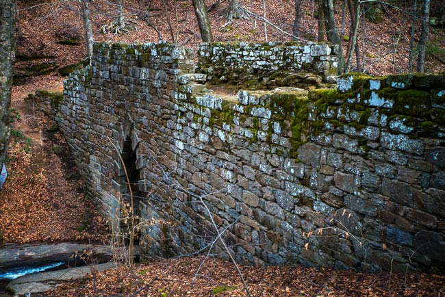 Poinsett Bridge Traveler's Rest