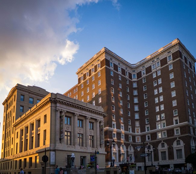 Poinsett Hotel Greenville