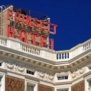 Poinsett Hotel Sign