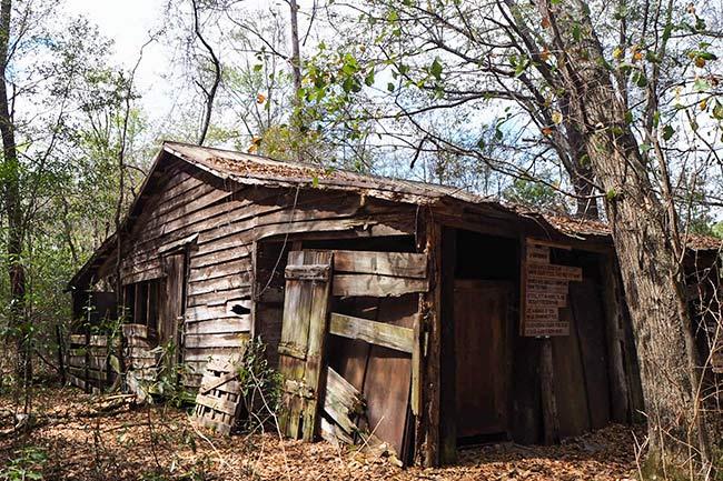 Poinsett State Park Barn