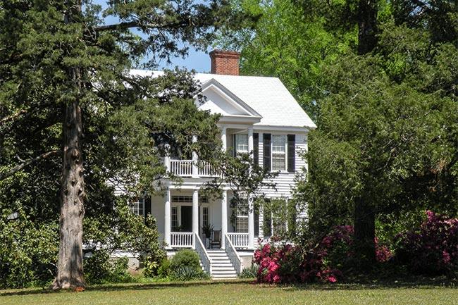 Summers Huggins House