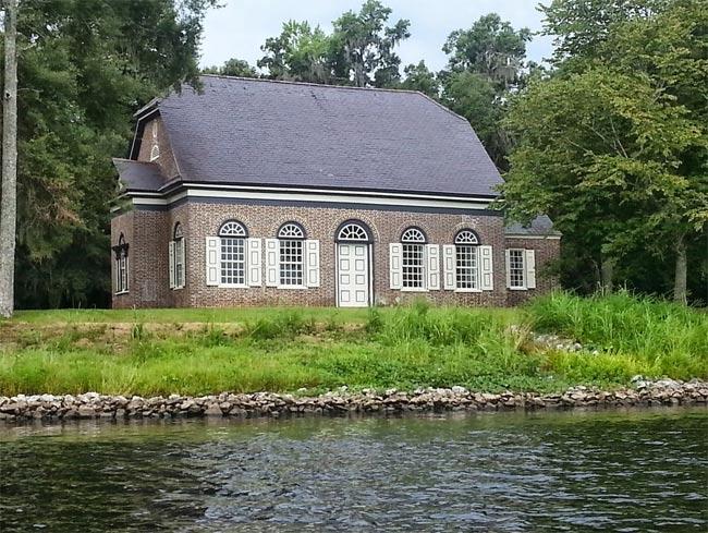 Pompion Chapel Cooper River